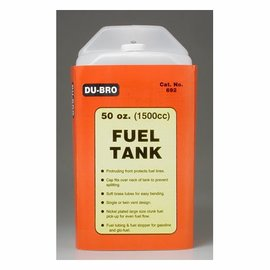 Dubro Fuel Tank Glow 50 oz.