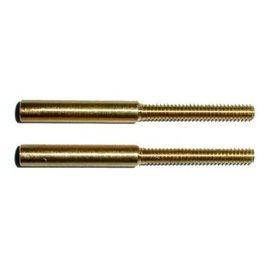 Sullivan 2 mm Threaded Coupler .036 - .063 Pushrods (2)