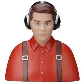 Great Planes Pilot 1/5 Civilian Red