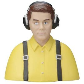 Great Planes Pilot 1/5 Civilian Yellow