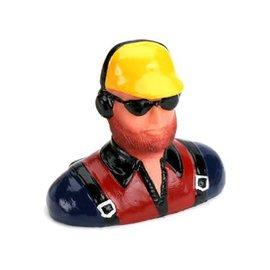 H9 1/6 Pilot w/hat & beard