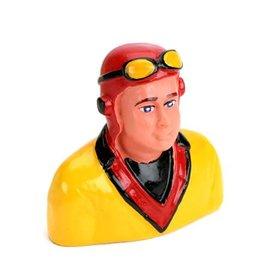 H9 1/9 Pilot Hank helmet & goggles