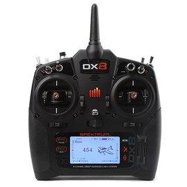 Spectrum DX8 Transmitter Only Mode 2