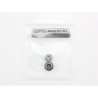 Cobra Bearing Kit for 22mm Motors