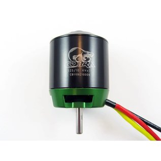 Cobra C-3525/10 Brushless Motor, Kv=780