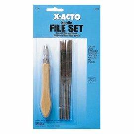 Xacto Needle File Set