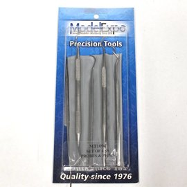 Model Expo Precision Stainless Pics 6 pcs.