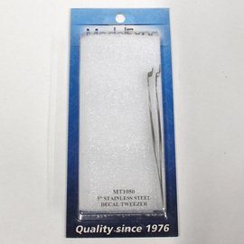 Model Expo Precision Decal Tweezer