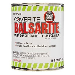 Balsarite Balsa Conditioner for Film 16 oz