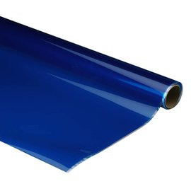"MonoKote Transparent Blue 26"" x 6'"