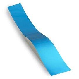 "Monokote Trim Sheet Neon Blue 5"" x 36"""