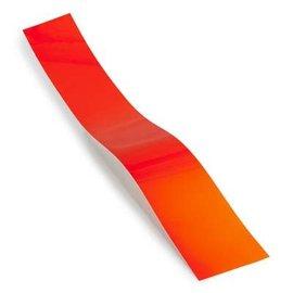 "Monokote Trim Sheet Day-Glo Red 5"" x 36"""