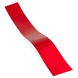 "Monokote Trim Sheet Dark Red 5"" x 36"""