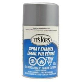 Testors Spray 3oz Silver