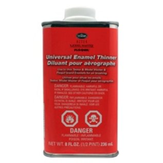 Airbrush Thinner 8oz