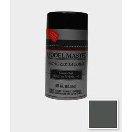 Metalizer Spray Lacquer Gunmetal 3oz