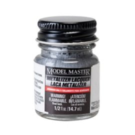 Metalizer Lacquer Steel 1/2oz