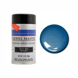 MM Car Spray Arctic Blue Metallic