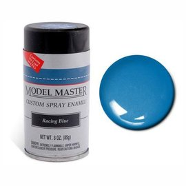 MM Car Spray Racing Blue