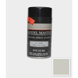 MM Spray FS36440 Flat Gull Gray