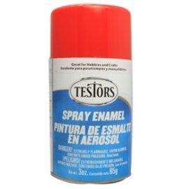 Testors Spray 3oz Competition Orange