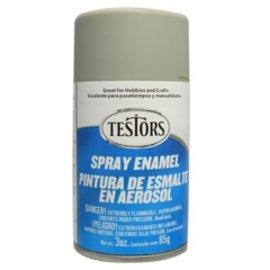 Testors Spray 3oz Dark Aircraft Gray