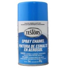 Testors Spray 3oz Light Blue