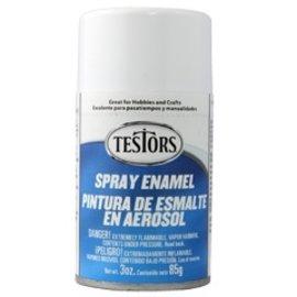 Testors Spray 3oz White