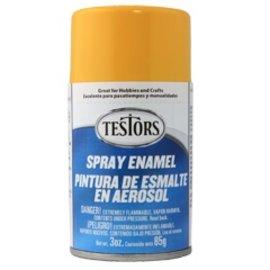 Testors Spray 3oz Yellow