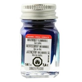 Testors Enamel 1/4oz Metallic Blue