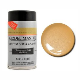 MM Car Spray Champagne Gold Metallic