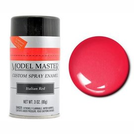 MM Car Spray Italian Red