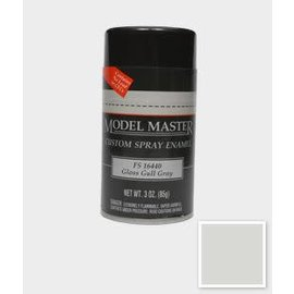 MM Spray FS16440 Gloss Gull Gray