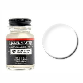 MM Lacquer 1oz Semigloss Clear
