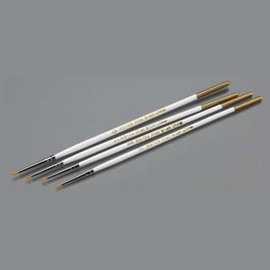 Atlas Taklon Brush Set (4)