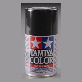 Spray Lacquer TS-38 Gun Metal Tamiya