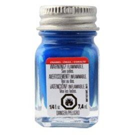 Testors Enamel 1/4oz Blue