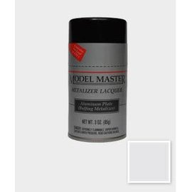 Metalizer Spray Lacquer Aluminum 3oz