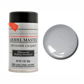 Metalizer Spray Lacquer Magnesium 3oz