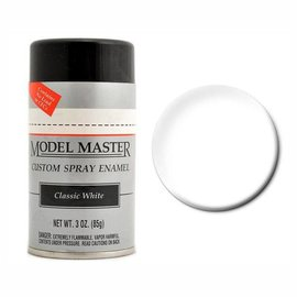 MM Car Spray Classic White