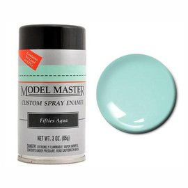 MM Car Spray Fifties Aqua