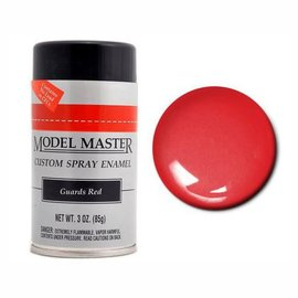 MM Car Spray Guards Red
