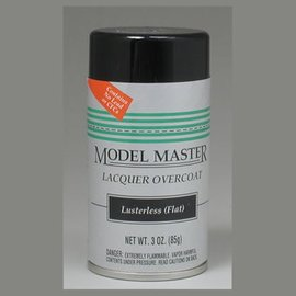 MM Spray Clear lacquer Flat Finish