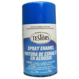 Testors Spray 3oz Gloss Bright Blue