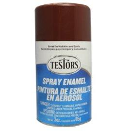 Testors Spray 3oz Brown