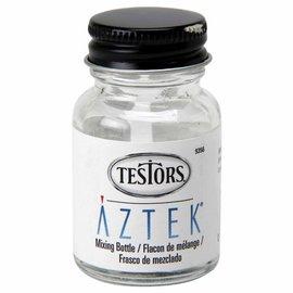 Testors 1oz Empty Glass Bottles
