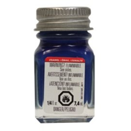 Testors Enamel 1/4oz Dark Blue