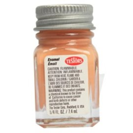 Testors Enamel 1/4oz Flat  Light Tan