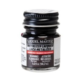 Metalizer Lacquer Burnt Iron 1/2oz