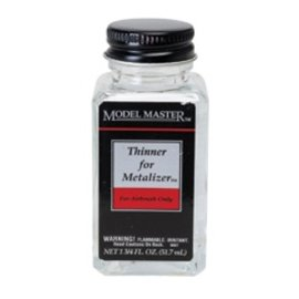Metalizer Lacquer Thinner 1-3/4oz